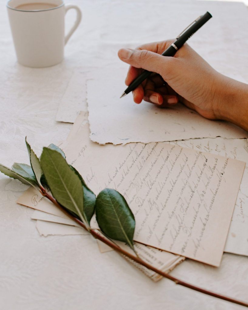 5 reasons why it is still important to handwrite letters